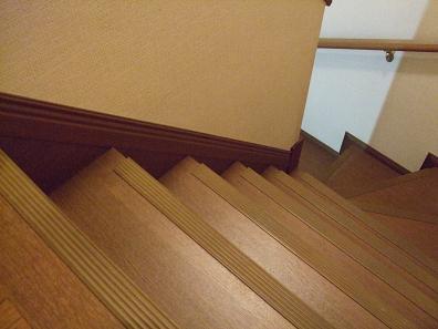 2階から見下ろすと