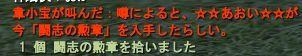 09-28 21-45 闘志の勲章♪