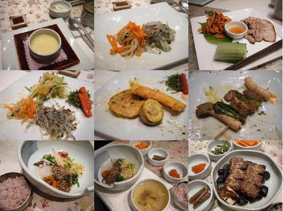 龍水山お料理