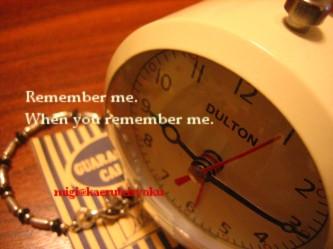 時計のない暮らし