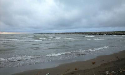 海はいまいち。。。