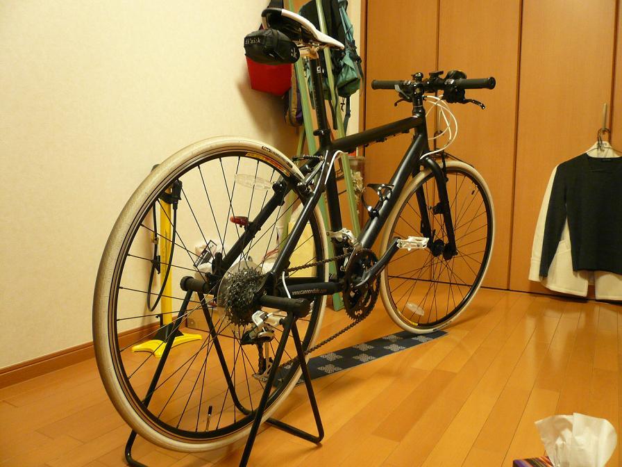 自転車の 自転車 サドル 交換 レンチ : ... まではこんな自転車だったのに