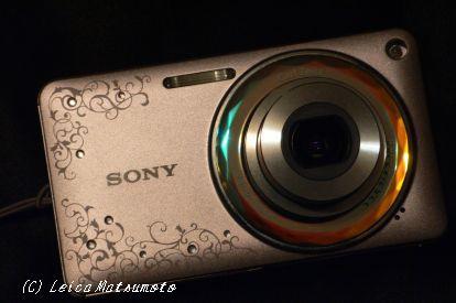 ソニー DSC-W350D