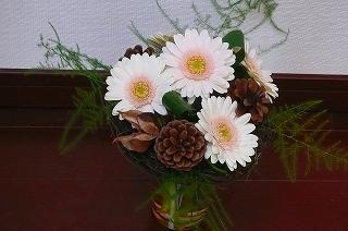 お花アレンジ 1