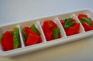 自家製冷凍食品