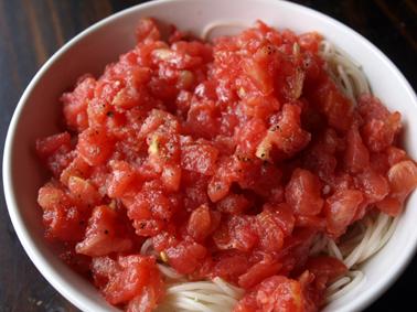 トマトスパ