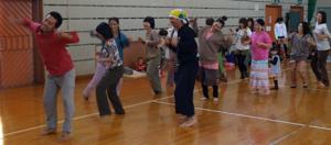 2勇ましい踊り