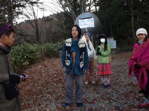 1位山麻良渡し神事2011