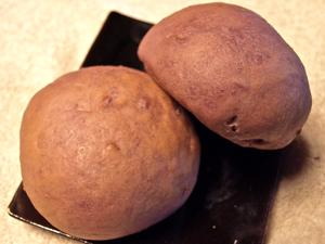 紫芋のスコーンハ#12442;ン2011
