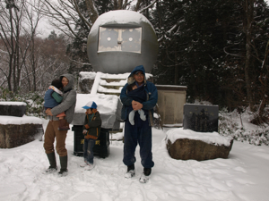 3雪の太陽神殿