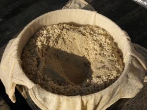 12玄米餅づくり2011-1
