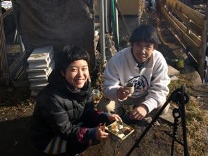 16玄米餅づくり2011-6