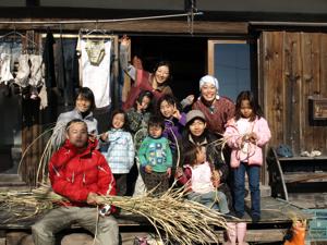 22注連縄づくり2011-3