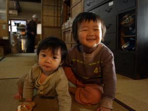 27KAN太とFUKU2011年末