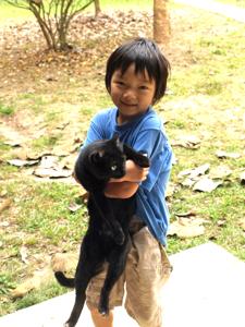 25U太のタイの最初の友達・ブンミン
