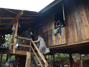 3ホイプロイ・ミレー達の家