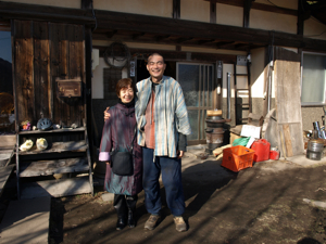 3新谷直恵さんと17年振りの再会
