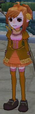 この服もやっと映えるかな?