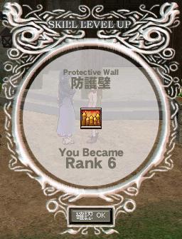 防護壁ランク6(倉庫ちゃん)