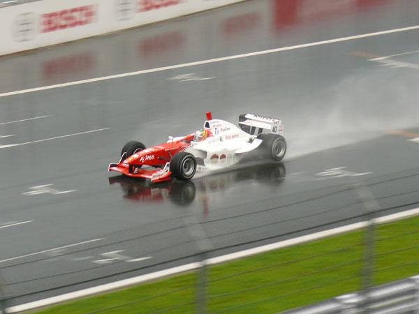 Formula NIPPON Rd7 FUJI Race2