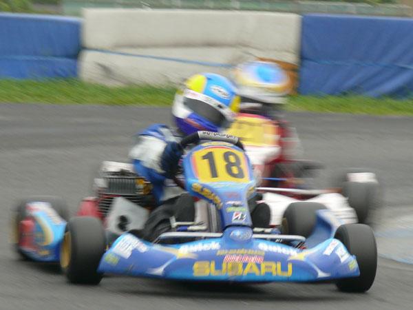 motoyama.net CA KART RACE Rd,5