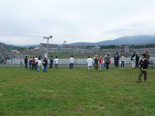 F1世界選手権日本GP 追記2