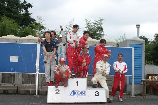 CAスポーツカート耐久シリーズ第2戦