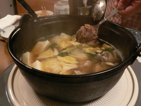2008年3月6日夕食
