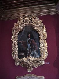 ルイ14世の絵