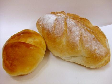 ミルク&お米のパン