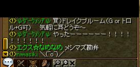 全異常DX素材手叫び(エクス視点)