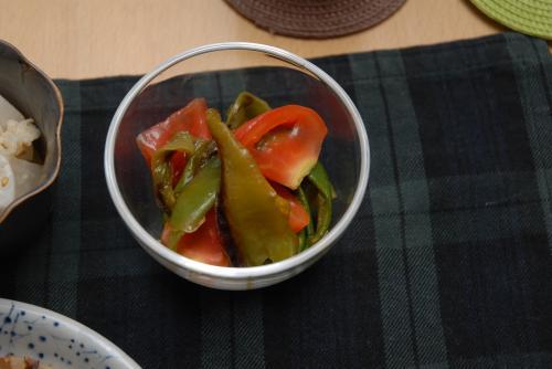 焼きピートマト