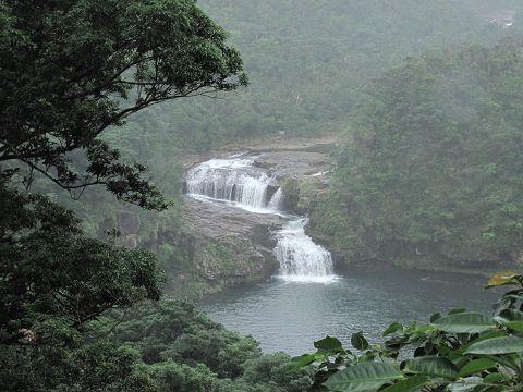 マリュウドの滝09.4.25