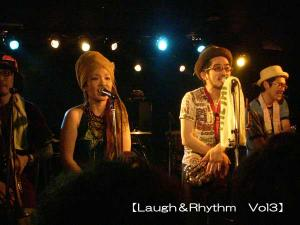 【Laugh&Rhythm Vol3】