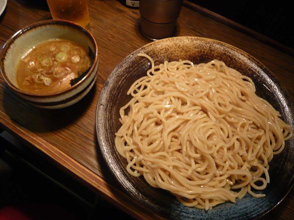 つぼや  つけ麺
