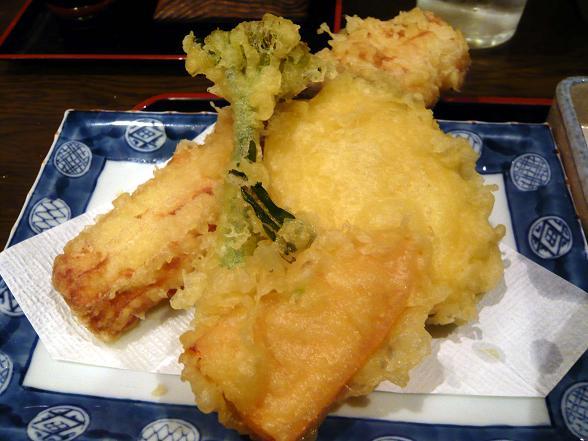 讃 天ぷら