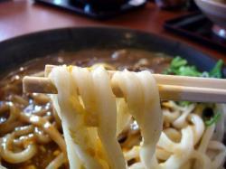 眞 釜 麺 .