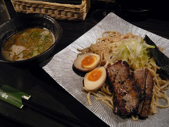 きゅう つけ麺
