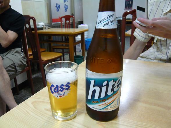 ソウル ビール