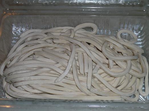 家 冷凍麺