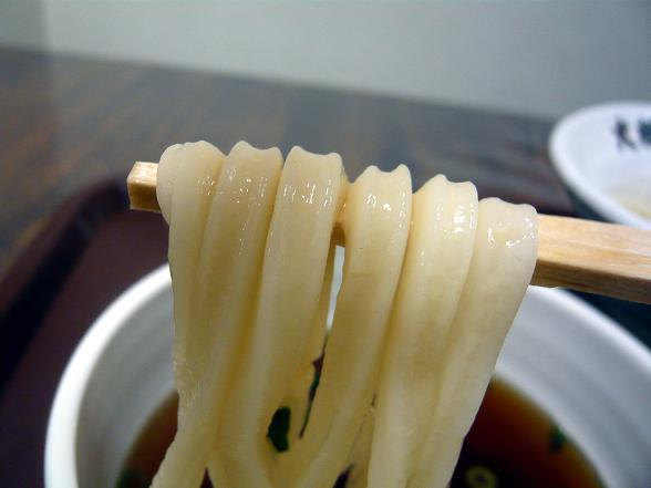 大 釜 麺