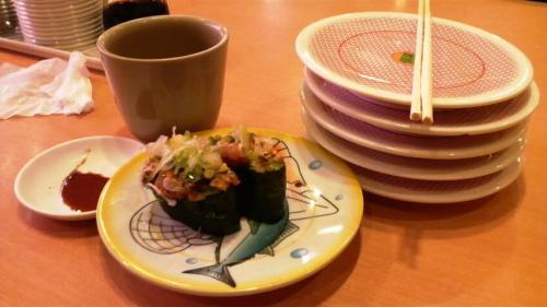 某寿司チェーン