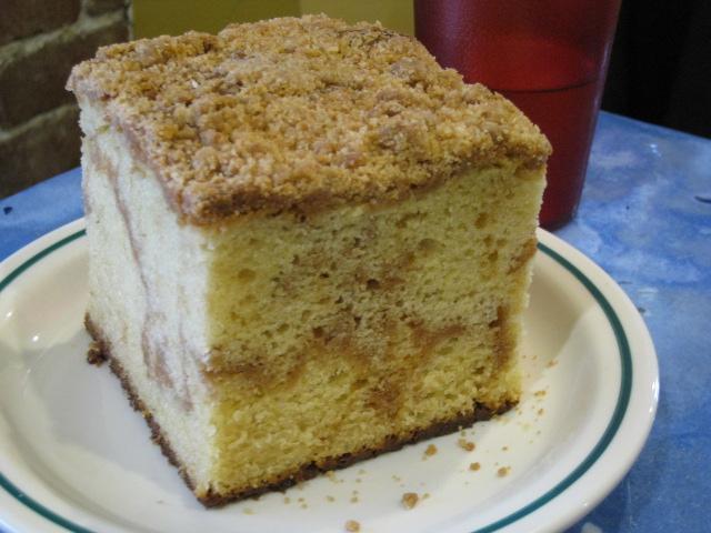 coffe cake