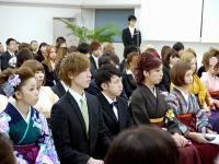 卒業式2012その2