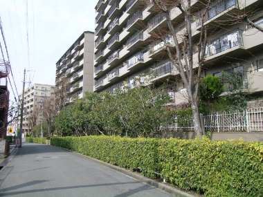 緑地公園グランドマンション3