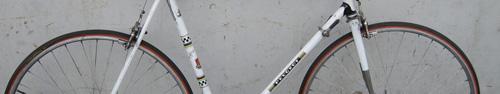 palmsヴィンテージ自転車