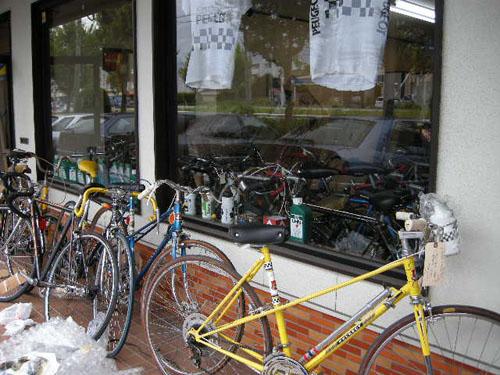 ヴィンテージ自転車入荷2