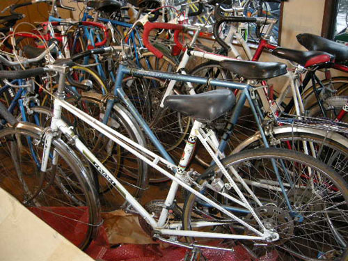 ヴィンテージ自転車入荷
