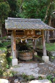 090429松尾大社亀の井霊泉
