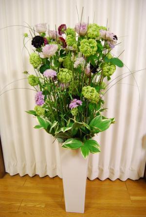 090531カイロン御祝花